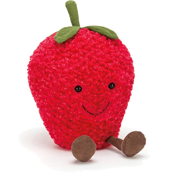 Jellycat Amuseable Strawberry | GORGEOUS GEORGE