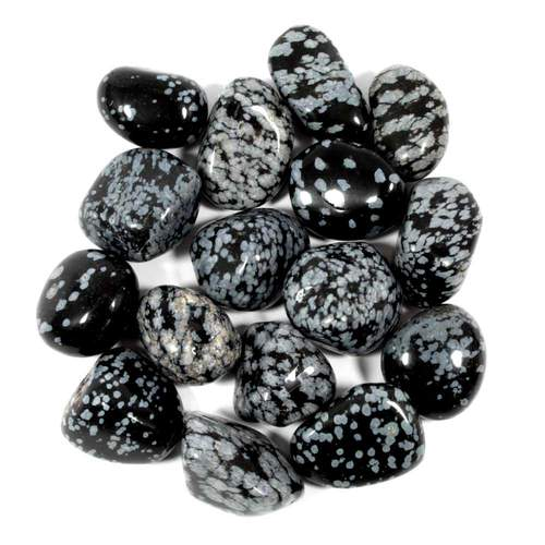 Snowflake Obsidian Healing Crystals | GORGEOUS GEORGE
