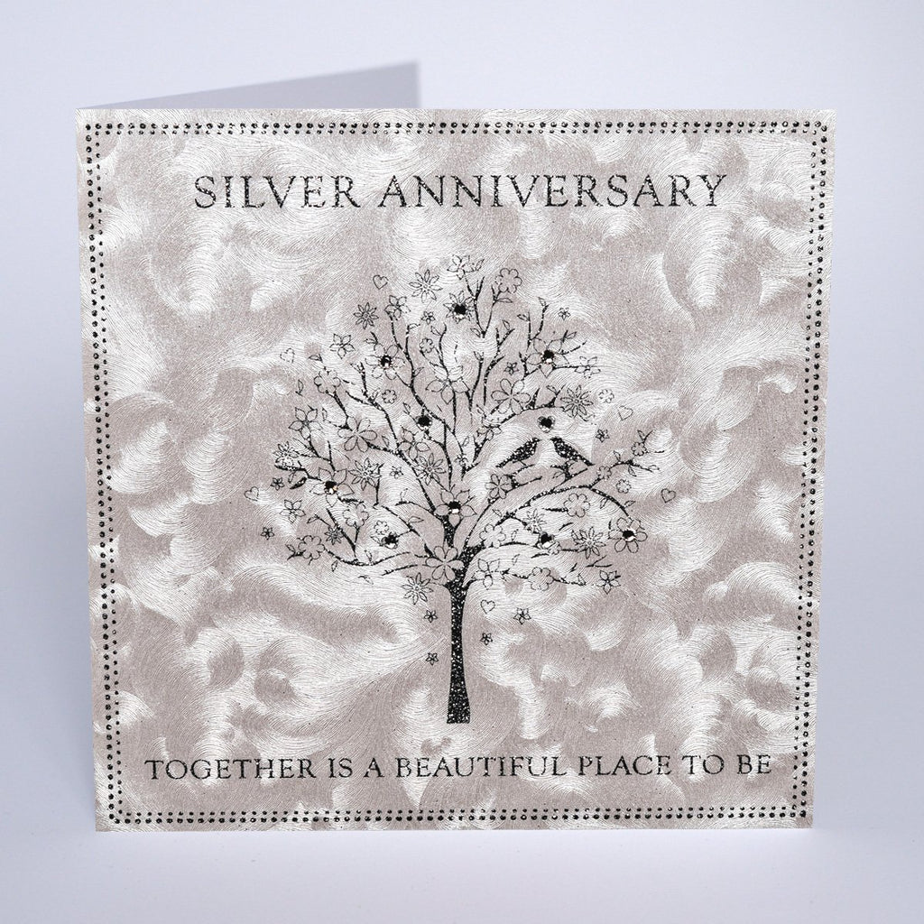 Silver Anniversary | GORGEOUS GEORGE
