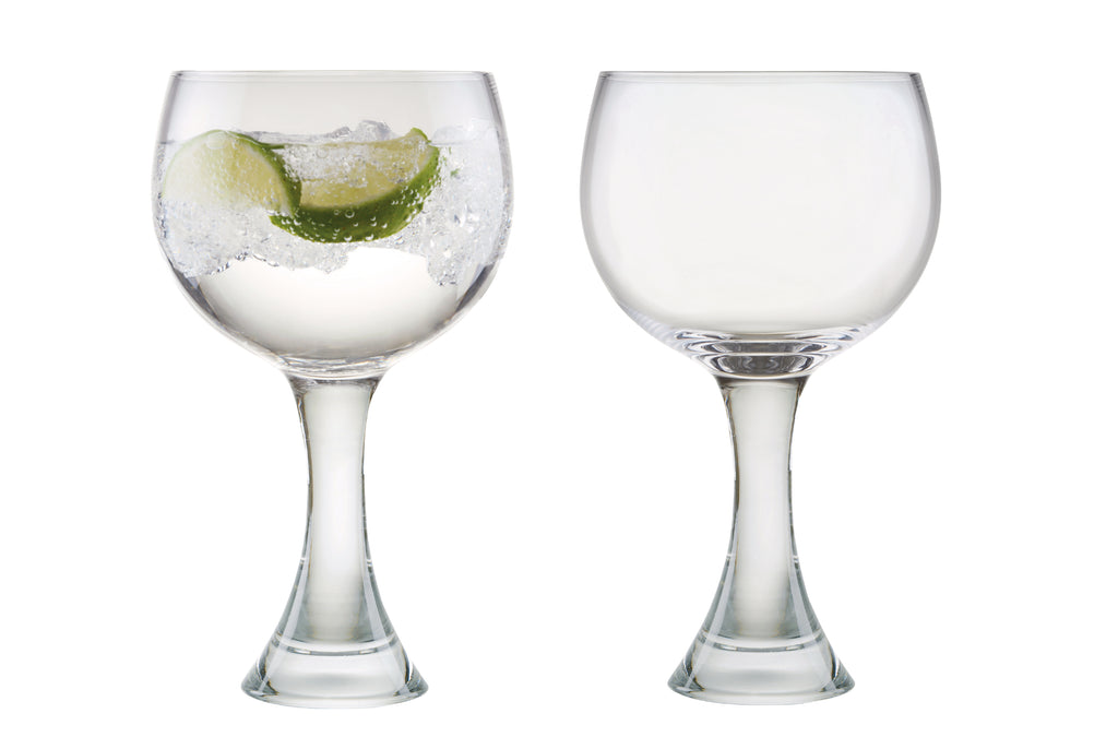 Manhattan Gin Glasses Set of 2 - GORGEOUS GEORGE
