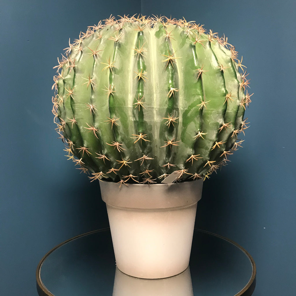 Large Potted Artificial Cactus | GORGEOUS GEORGE