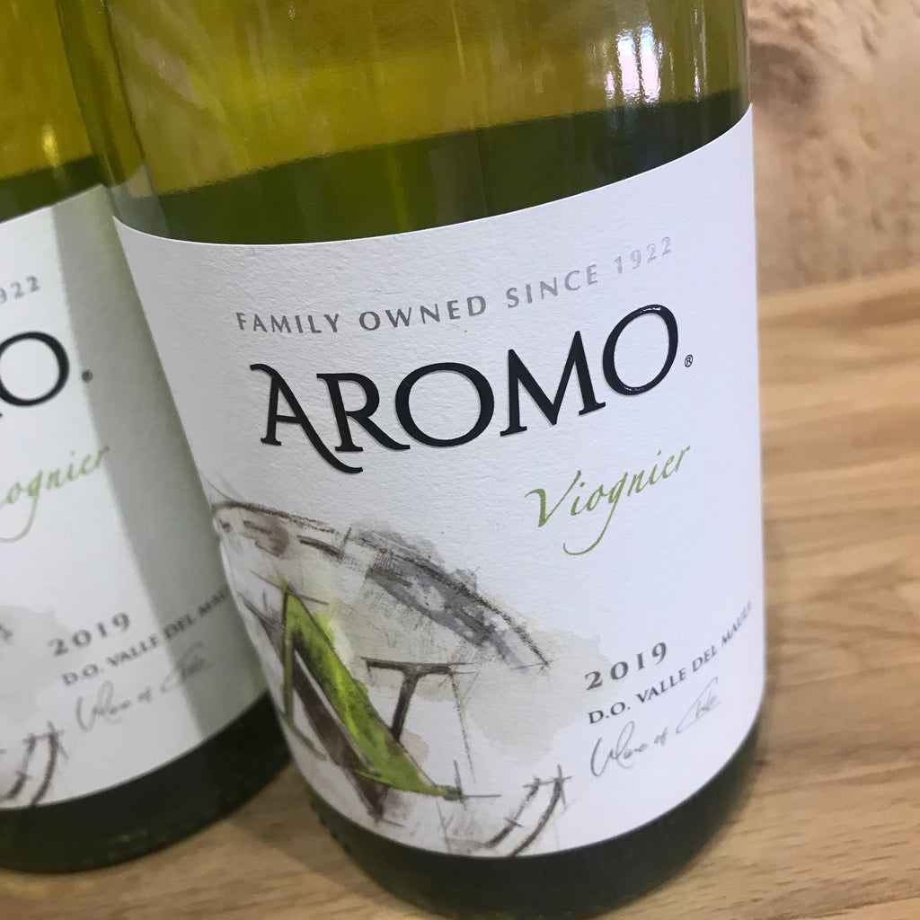 Aromo Viognier (Local Delivery Only) | GORGEOUS GEORGE