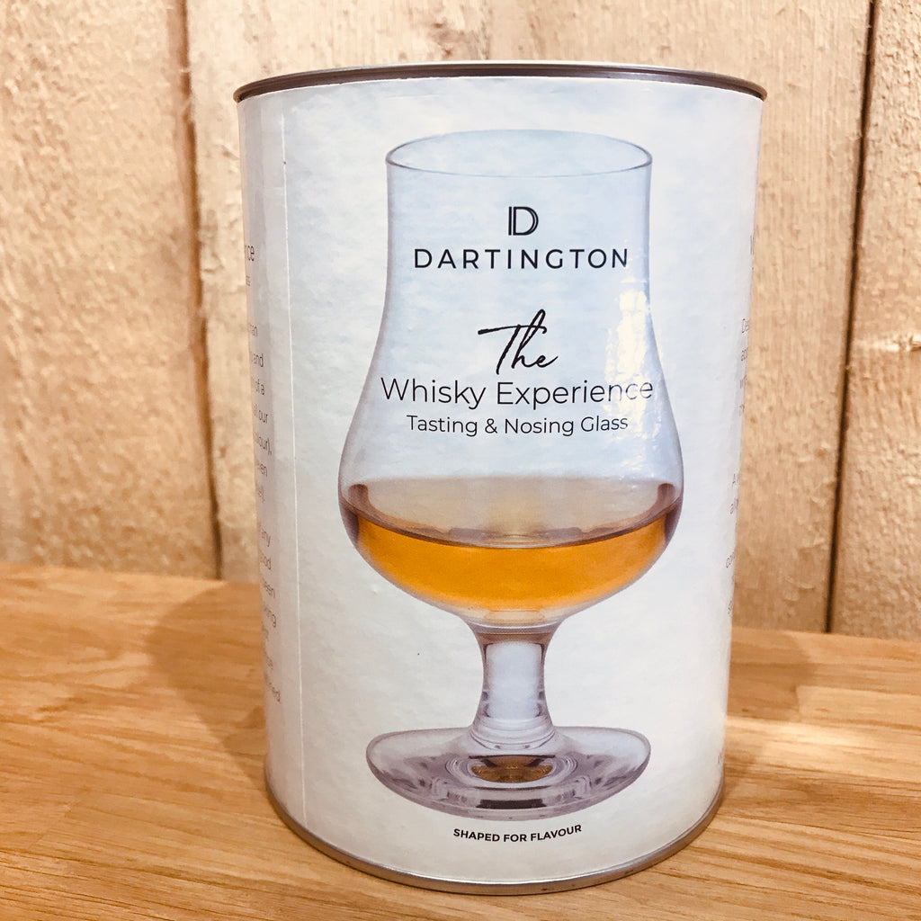 The Whisky Experience Tasting & Nosing Glass | GORGEOUS GEORGE