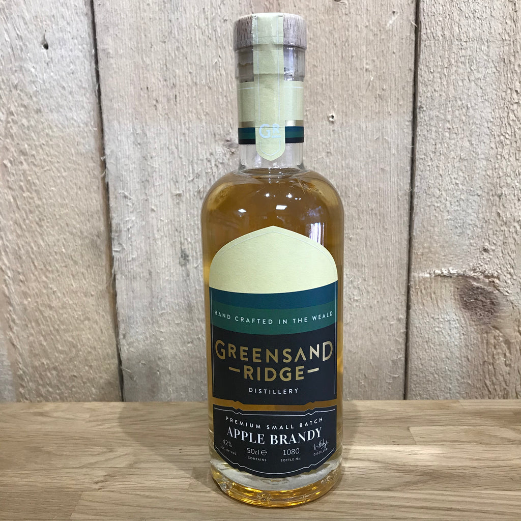 Greensand Ridge Apple Brandy | GORGEOUS GEORGE