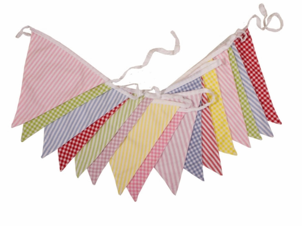 English Country Bunting | GORGEOUS GEORGE