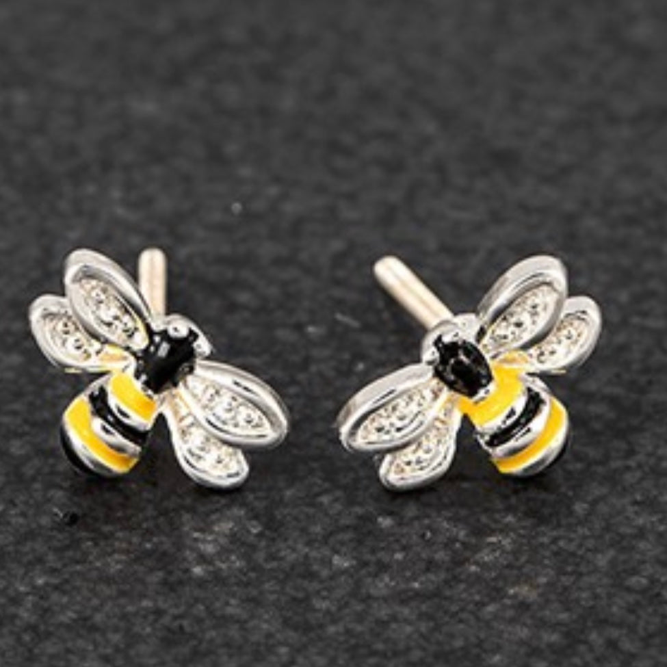 Equilibrium Bumble Bee Earrings | GORGEOUS GEORGE