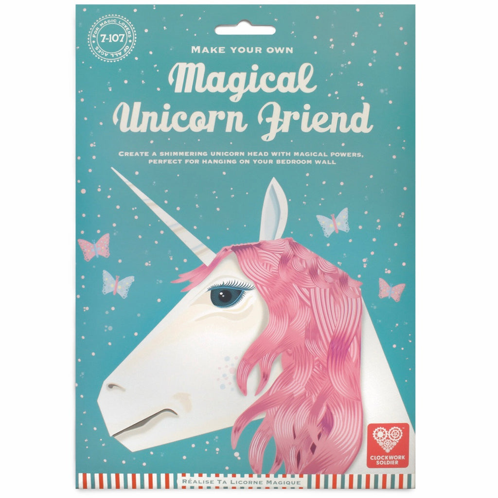 Create Your Own Magical Unicorn Friend | GORGEOUS GEORGE