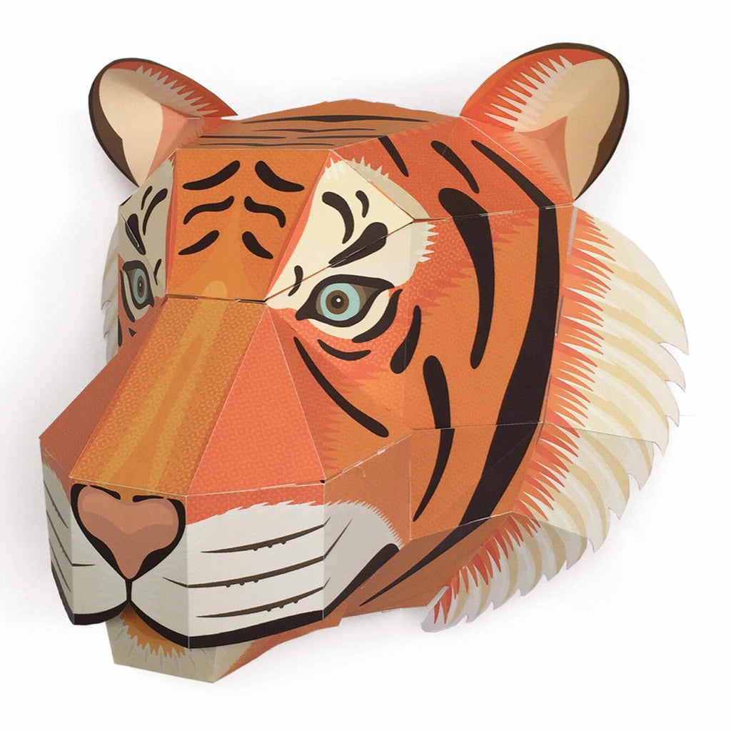 Create Your Own Majestic Tiger | GORGEOUS GEORGE