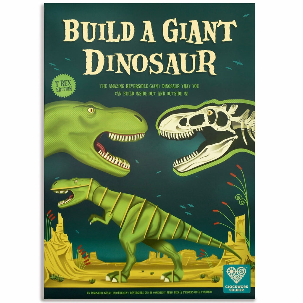 Create Your Own Giant Dinosaur | GORGEOUS GEORGE