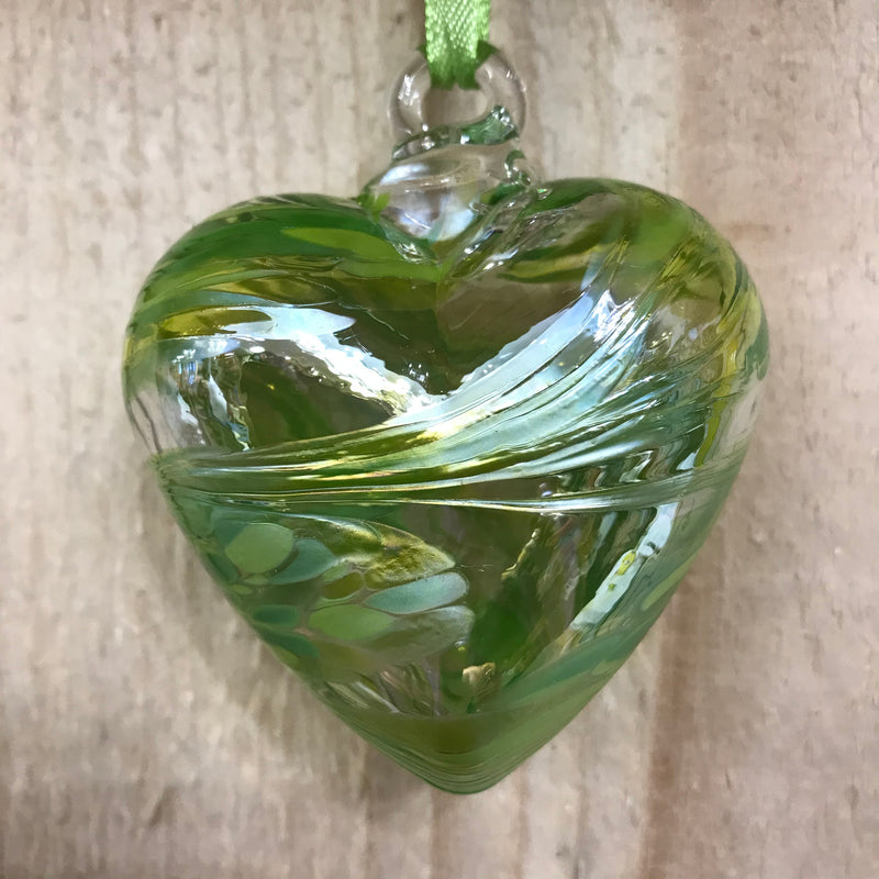 May Birth Heart Gem | GORGEOUS GEORGE