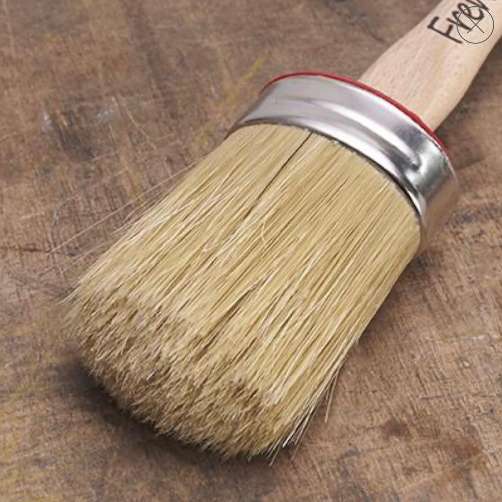 Small Oval Brush