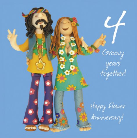 4 Groovy Years Together! | GORGEOUS GEORGE