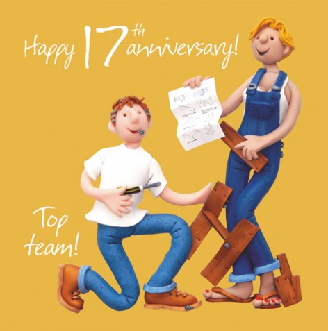 Happy 17th Anniversary, Top Team! | GORGEOUS GEORGE