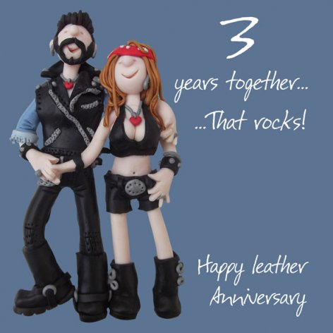 3 Years Together...that Rocks! | GORGEOUS GEORGE