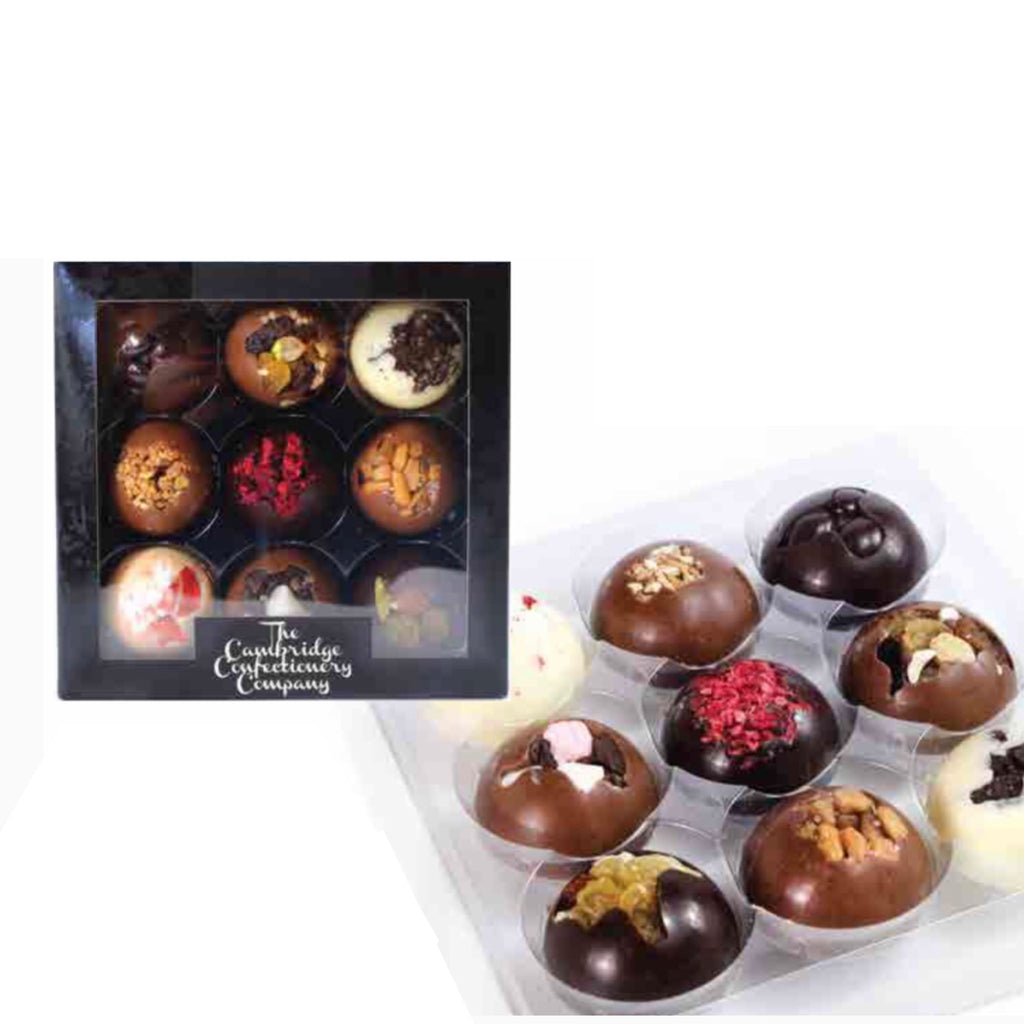 Luxury Chocolate Domes (Black)