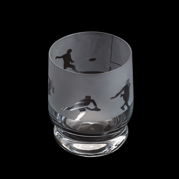 Dartington Crystal Aspect Rugby Tumbler | GORGEOUS GEORGE
