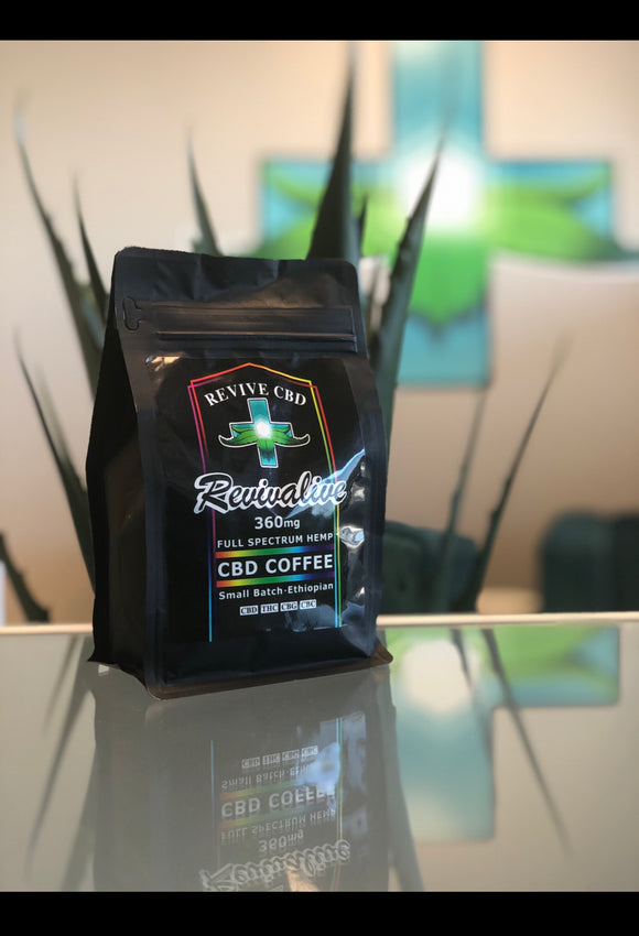 Revivalive CBD Coffee