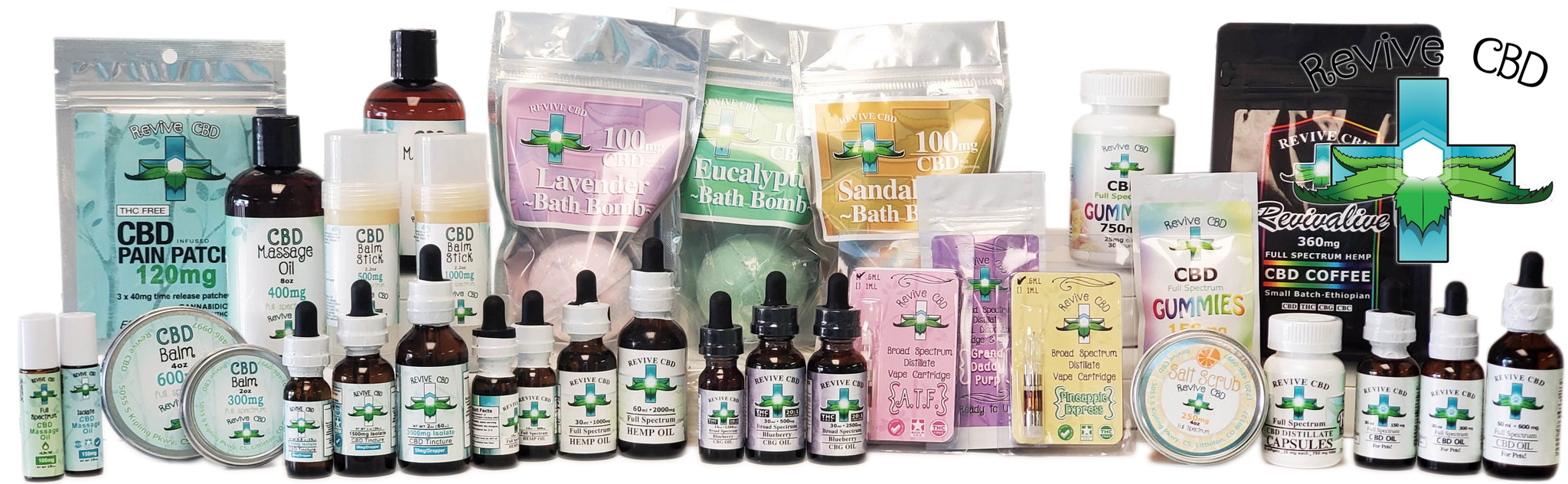 revive cbd littleton