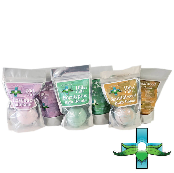 Buy CBD Bath Bombs - Revive CBD littleton group