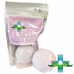 Lavender CBD Bath Bombs: Get the best cbd gifts for wife