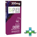 Trupura CBD Isolate Chocolate Bars 300mg (NO THC) - Revive CBD