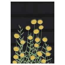 Load image into Gallery viewer, Dungeness Card - Yellow / Black