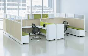 Blended Cubicle Systems