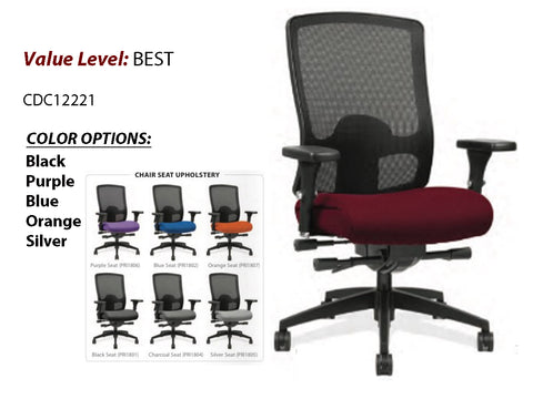 # 7 Best Task Chair Mesh Seat High Back
