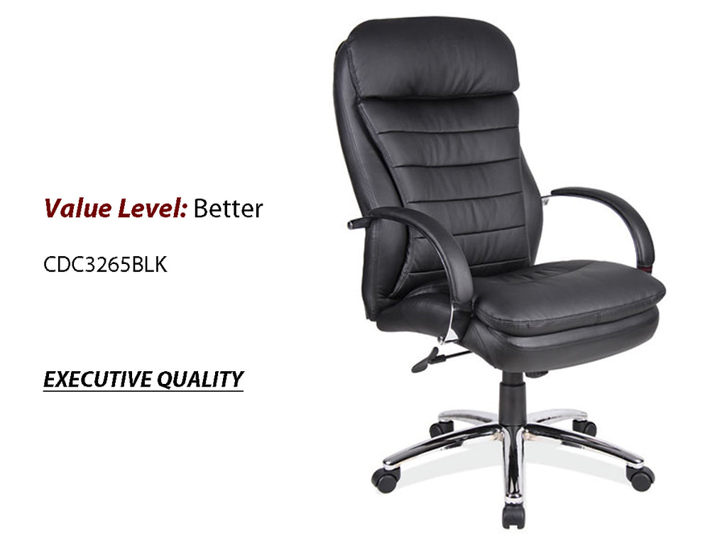 #2 Better Executive High Back Chair CHM