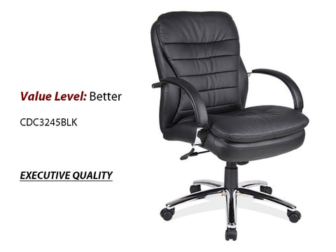 #2 Better Executive Mid Back Chair CHM