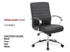 #11 GOOD Executive High Back Chair Black