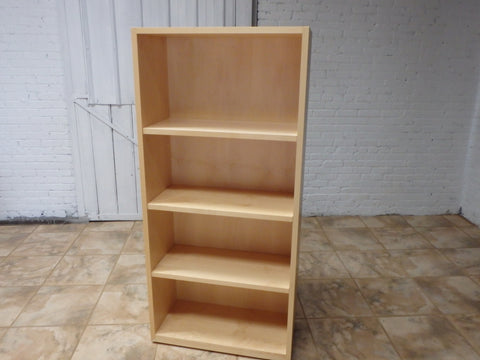 USED SPECIALS CONTEMPORARY MAPLE LAMINATE BOOKCASE OTHER OFFICE