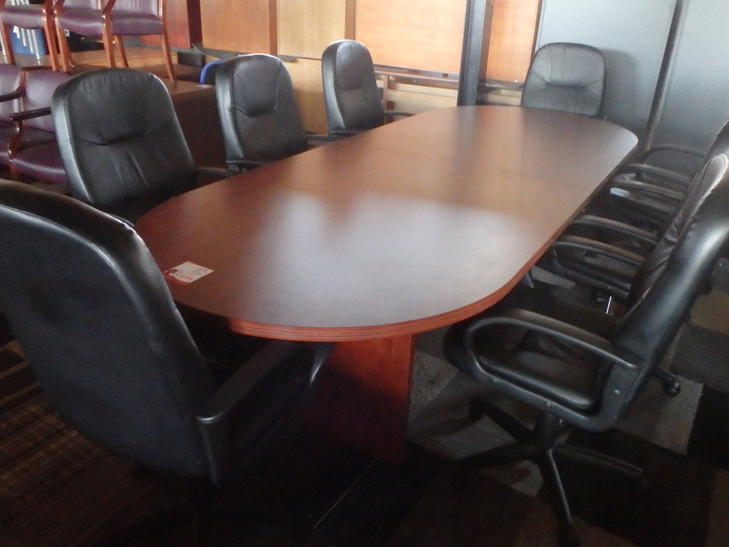 "95"" CONTEMPORARY CONFERENCE TABLE"