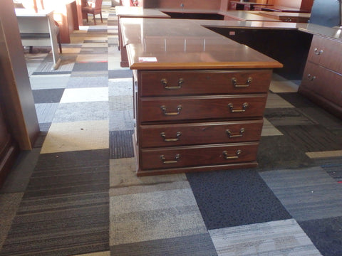 TRADITIONAL 2 DRAWER LATERAL FILE