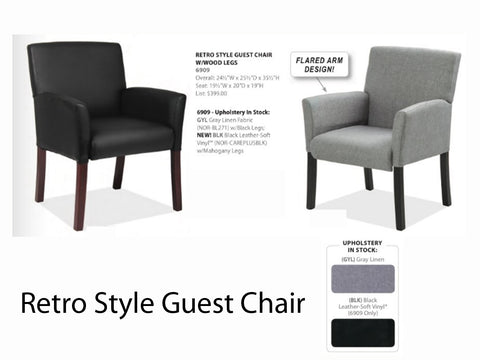 Retro Style Guest Chair