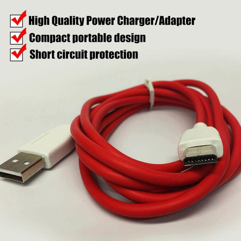 Image of USB Cable Charger for Fuhu, Nabi, Elev-8 Tablet