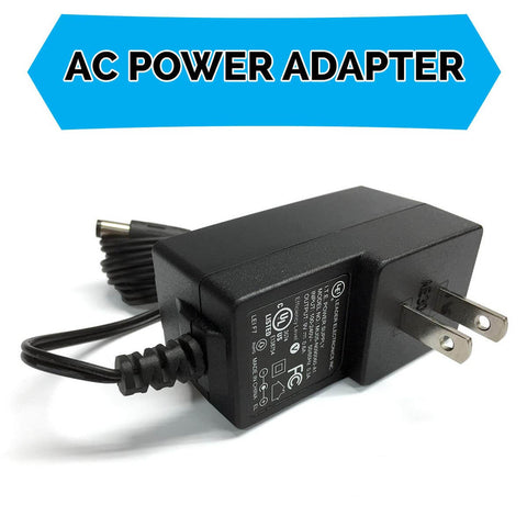 Image of AC Power Supply Adapter Charger Output 9V DC 0.6A