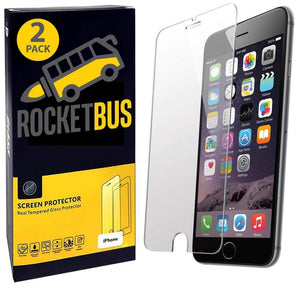 Tempered Glass Film Screen Protectors Apple iPhone 8 7 6 6s