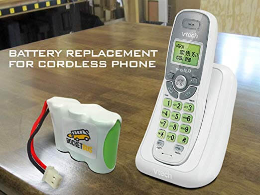 Battery Pack for Vtech 3.6V Cordless Phone