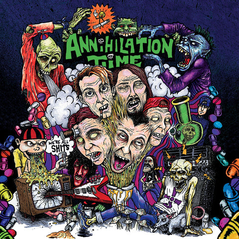Annihilation Time - II - OUT SEPTEMBER 21