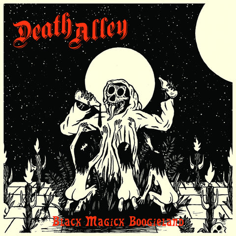 Death Alley - Black Magick Boogieland