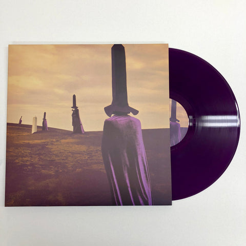 The S.I.G.I.T. - Detourn LP - purple vinyl
