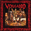 Volcano - The Island LP - lava red vinyl