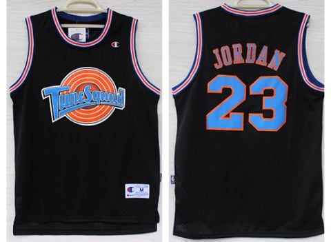 Space Jam Michael Jordan Jersey(Black)™