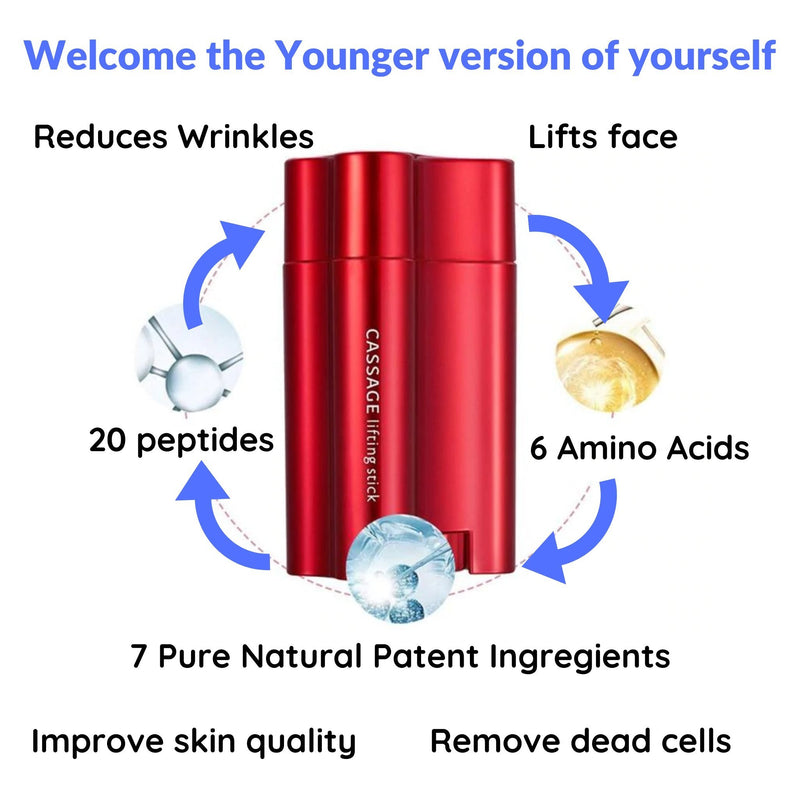 CASSAGE™ Magical Facial Lift Anti-aging Massage Stick