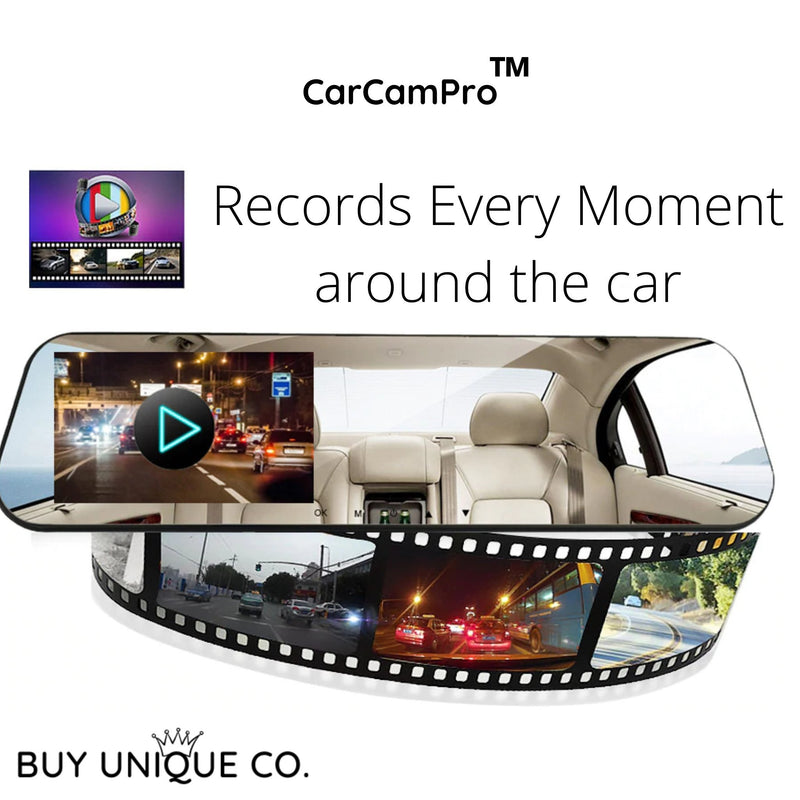 CarCamPro™ Car video recorder