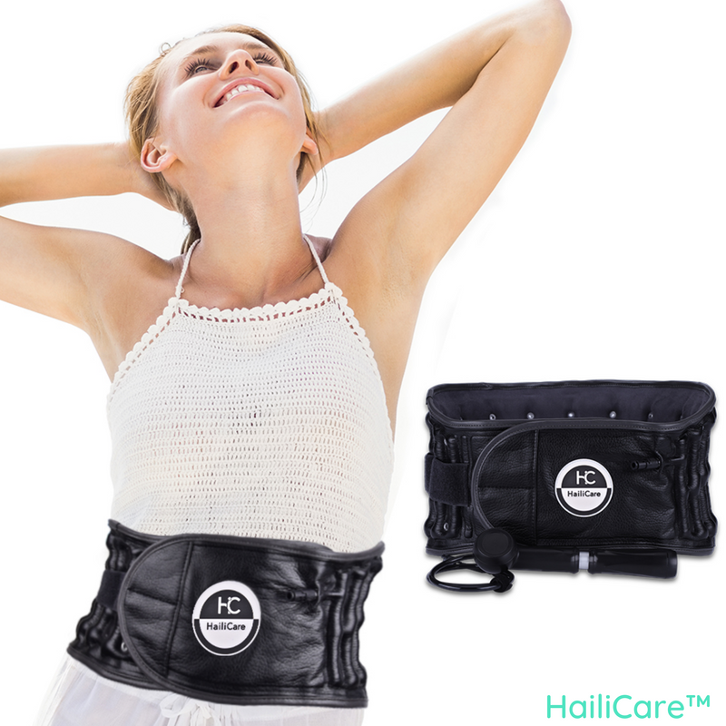HailiCare™ LOWER BACK PAIN RELIEVER BELT