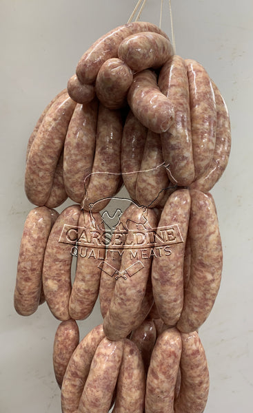 Sausage of the Week - Tim's Famous Pork & Pineapple Sausages 20-27th Nov 20