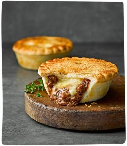 The Baker's son pies