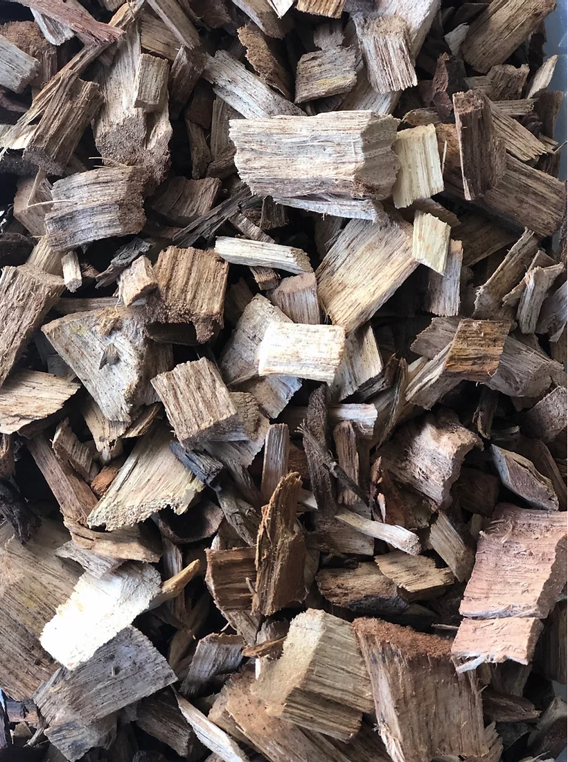 Apple Chips 1kg - Smoking Wood